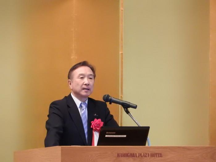 村田学長にご講演いただきました!